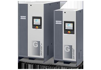 GA VSD + 永磁變頻空壓機