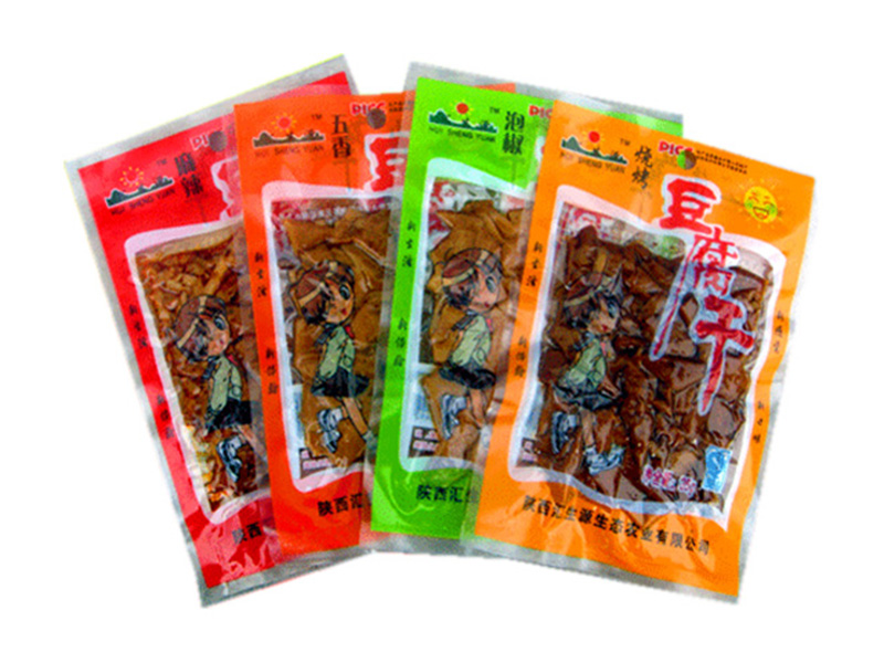 豆腐干35克