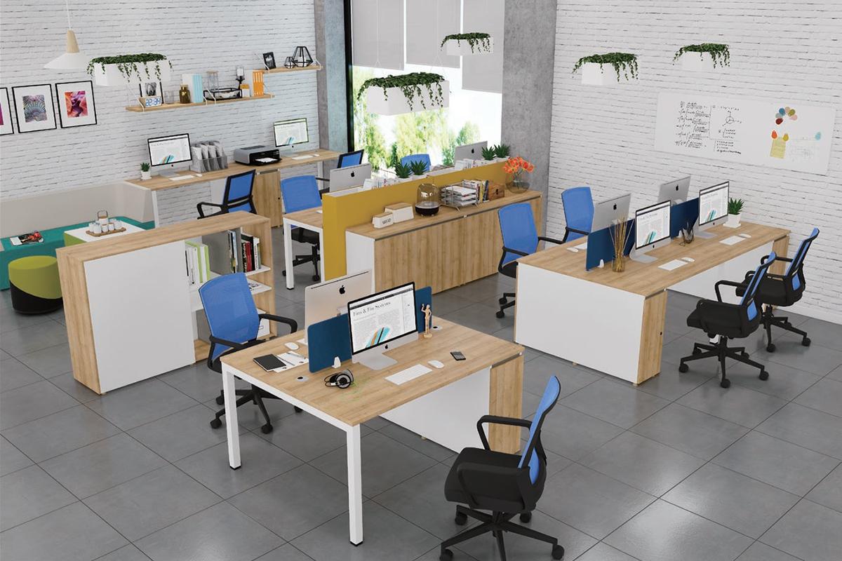 HY-2013職員桌組-