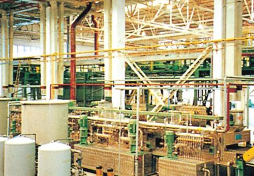 上海三愛富新材料股份有限公司管道項目