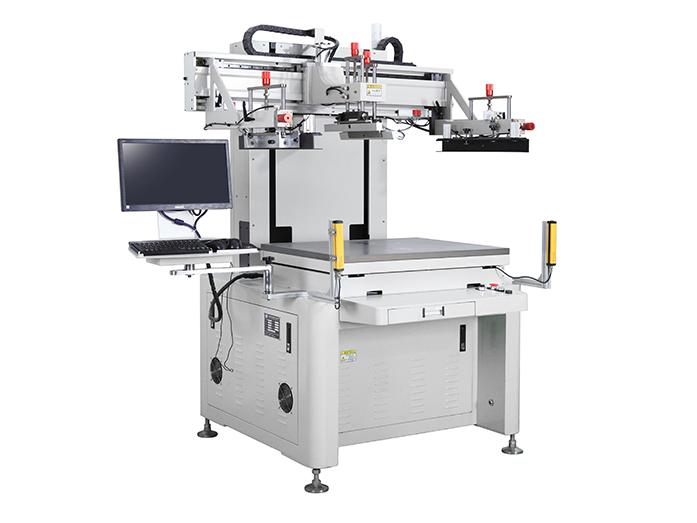 CCD对位印刷机