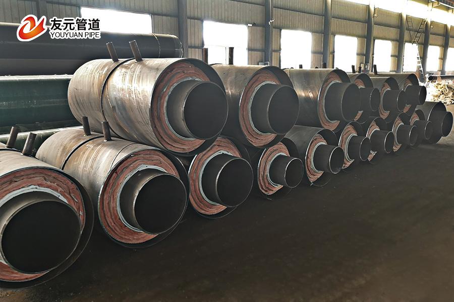 鋼套鋼保溫固定支架