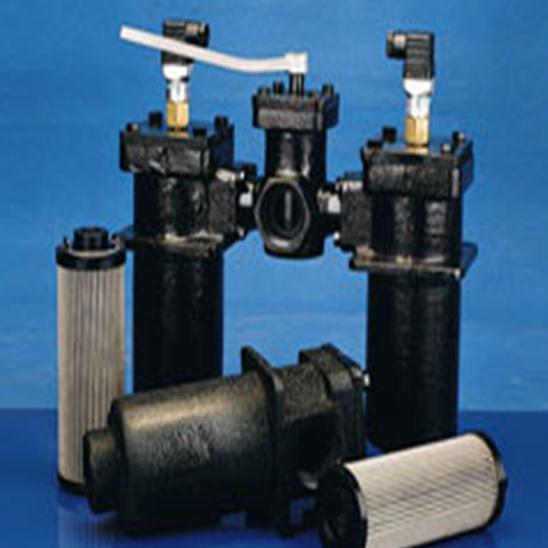 FHLS系列雙筒回油過濾器