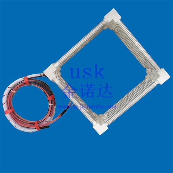 半導體PFA浸入式鐵氟龍水箱加熱器