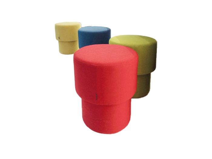 圓形腳凳SA040