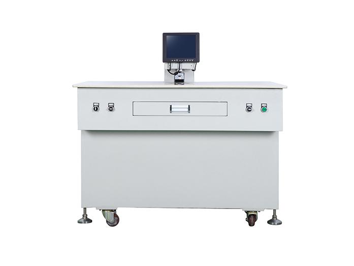 CCD自动定位钻孔机
