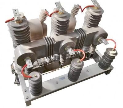 ZW21-12一二次融合柱上真空斷路器