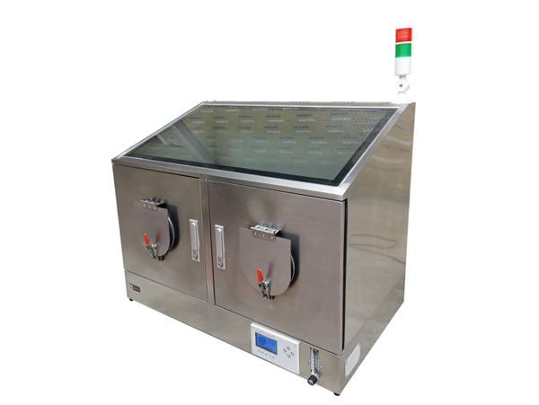 智能物聯BLAN-N200斜面氮氣柜