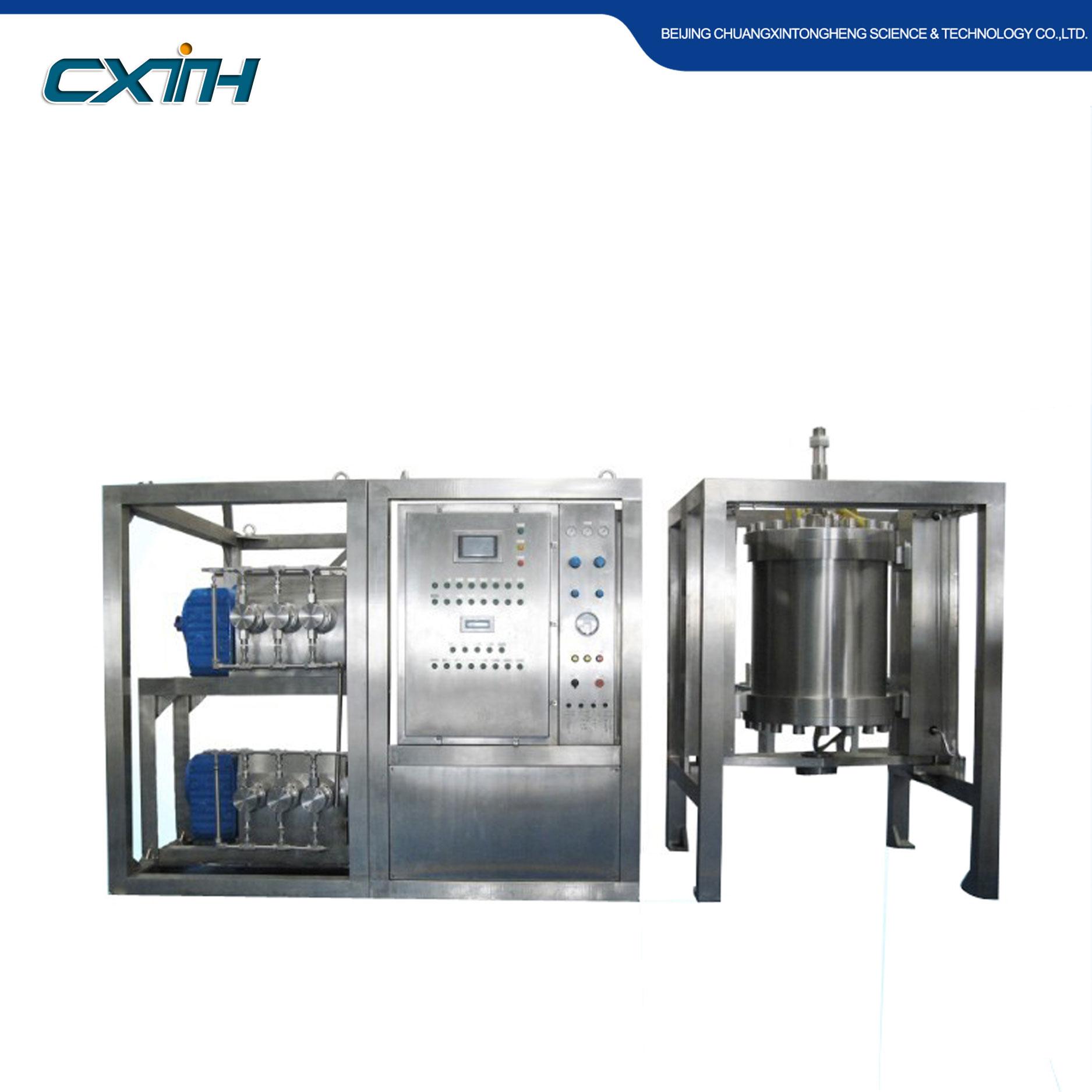 三代工業化制備液相色譜系統