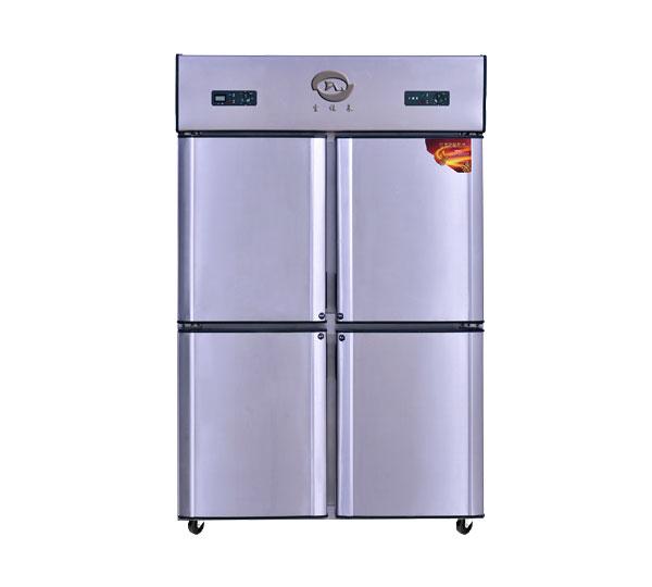 四門冰箱(雙機)