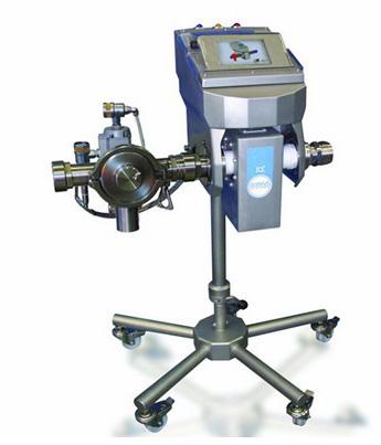 LOMA IQ3+管道式金屬檢測系統