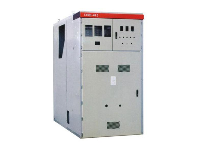 KYN61-40.5铠装移开式交流金属封闭开关柜