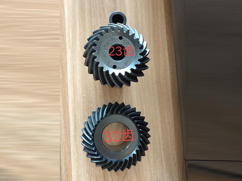 中策8320柴油機傘形齒輪