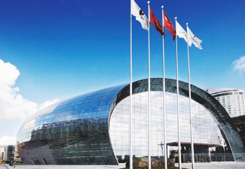 深圳保利劇院鋼結構