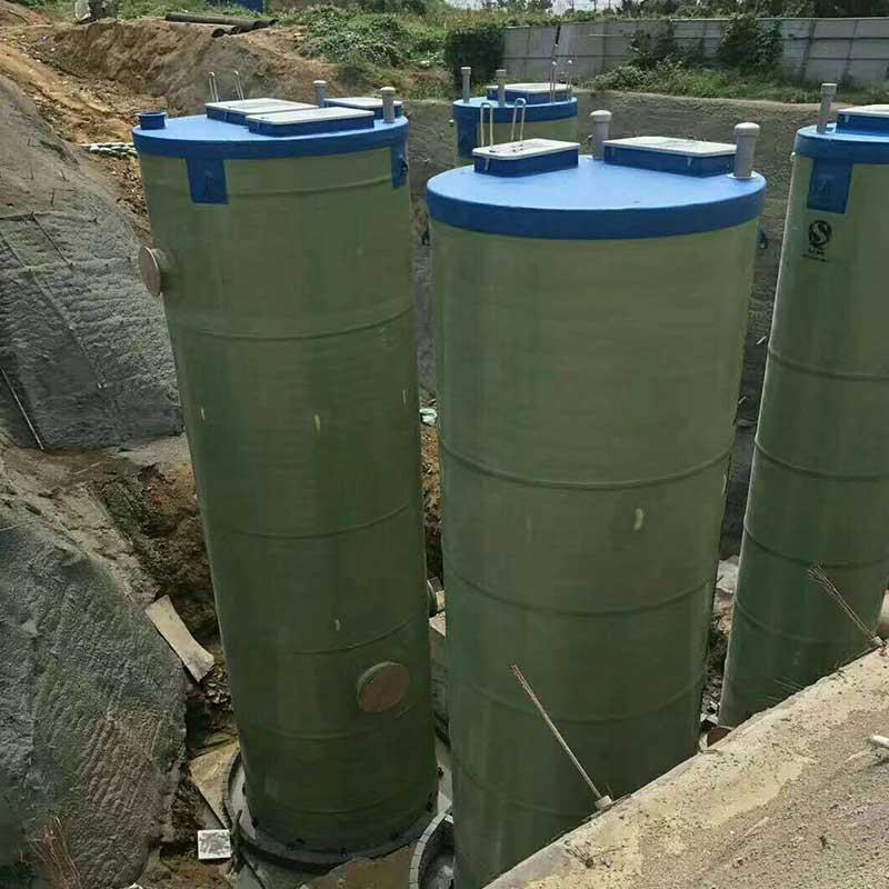 一體化泵站廠家:一體化泵站的整體性能如何
