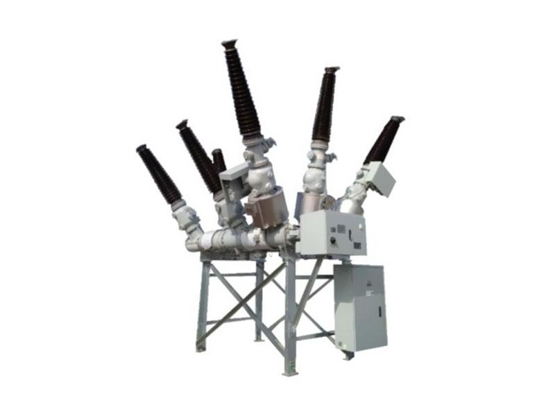 ZF28K-126、145型气体绝缘高压复合组合电器