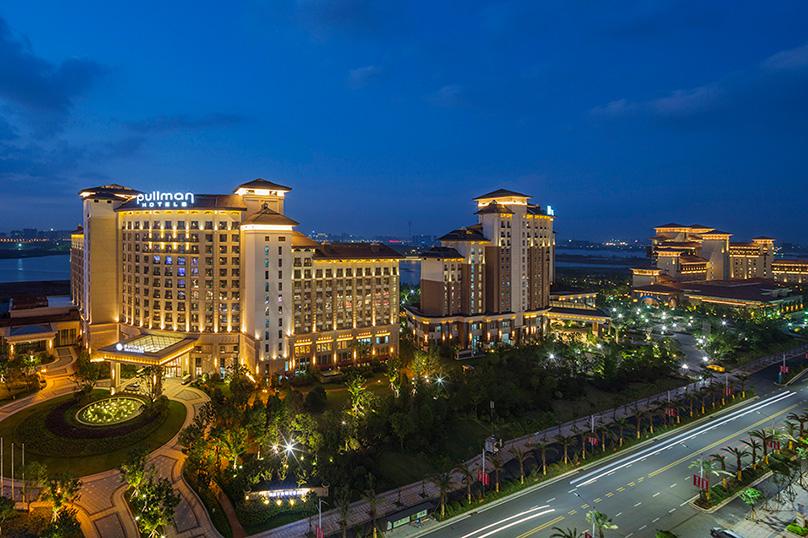 南昌万达酒店群