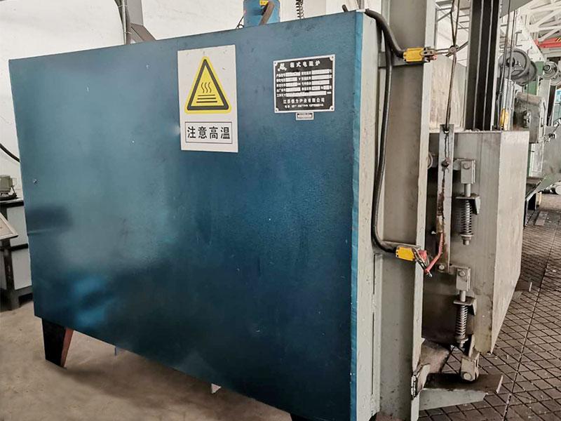 高溫箱式爐