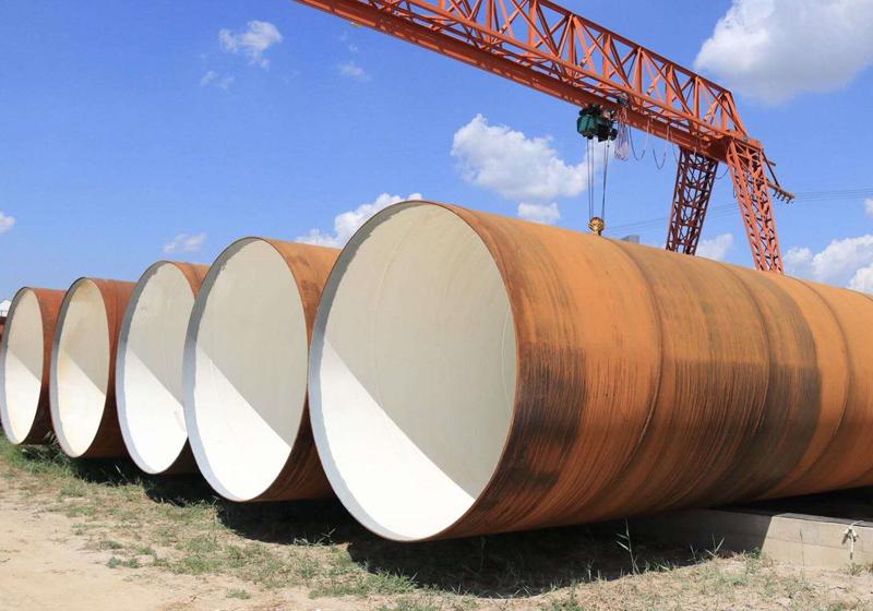 鋼管外聚乙烯3PE、內環氧樹脂防腐