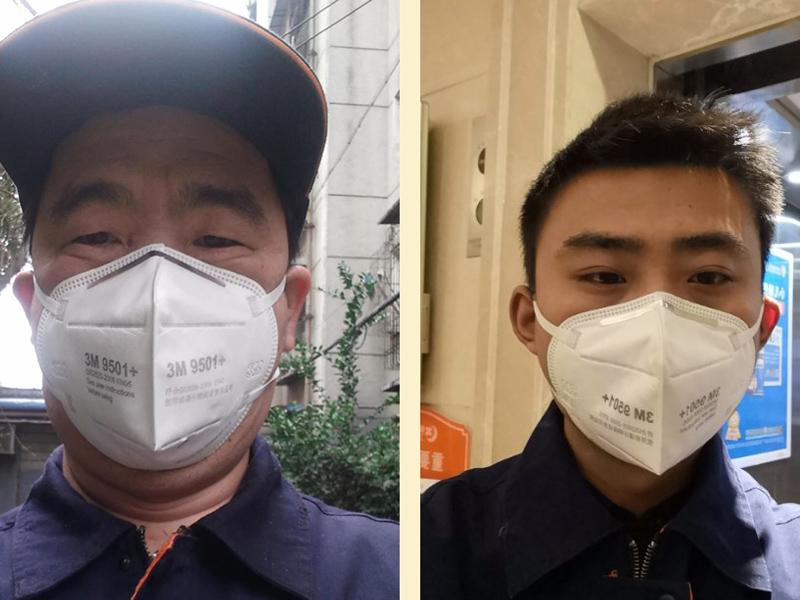 第一梯隊抗疫之漢陽垃圾焚燒站