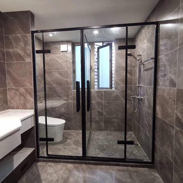 淋浴房工地案例