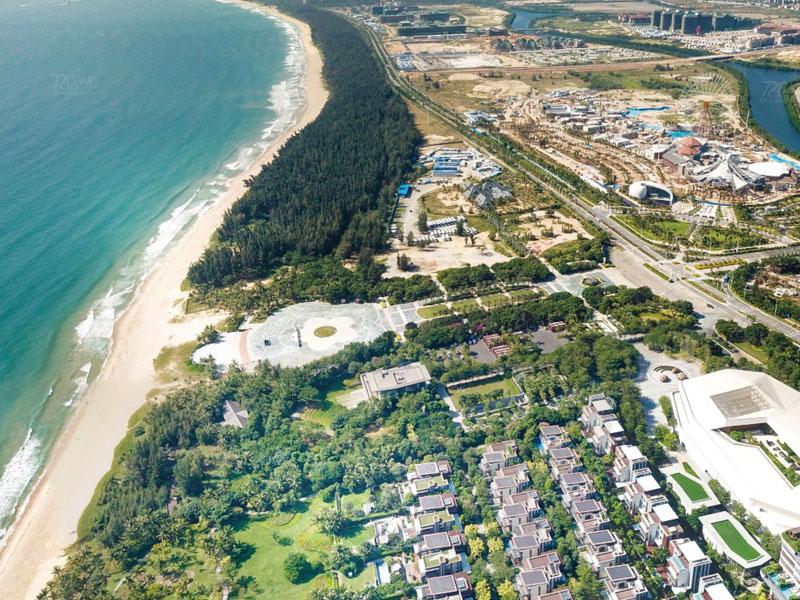 三亞海棠灣景觀規劃