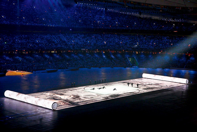 第29届北京奥运会开幕式