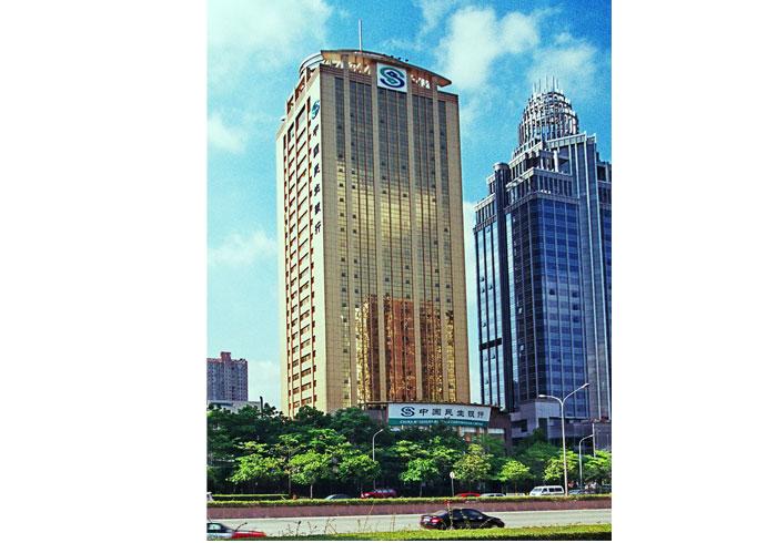 《福岸新州》--第二項中國建筑工程魯班獎