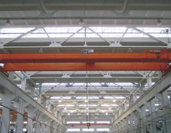 LH型電動葫蘆橋式起重機