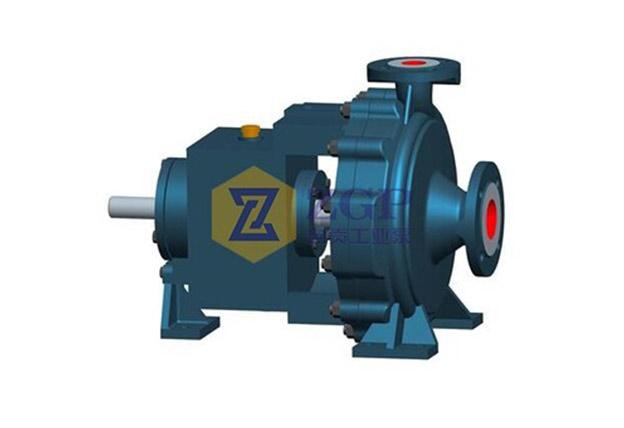 HZ/HZQ型化工流程泵