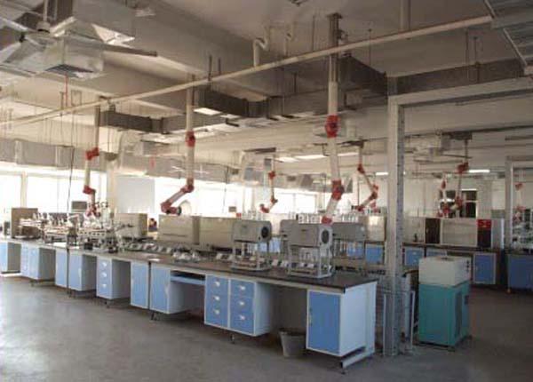 中石化實驗室工程案例