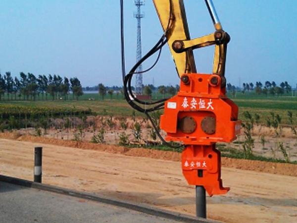 VC-D多功能液壓振動夯實機
