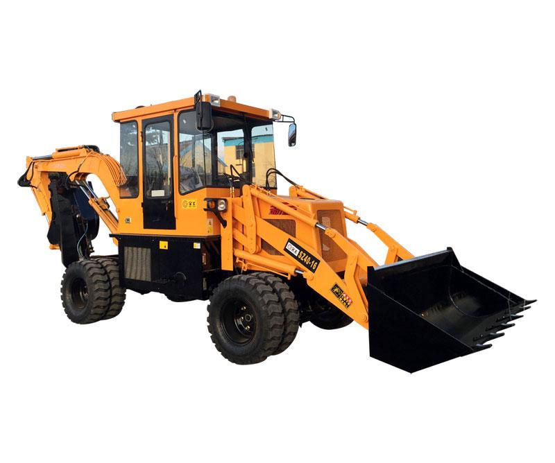 SZ40-16挖掘裝載機