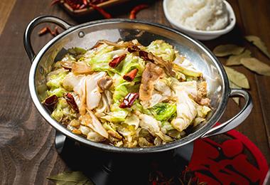 官網-干鍋包菜