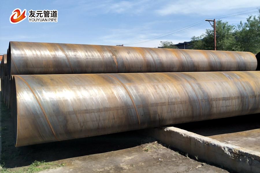 大口徑螺旋焊管