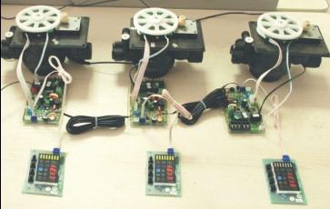 智能化多功能水處理控制系統(多臺聯網)