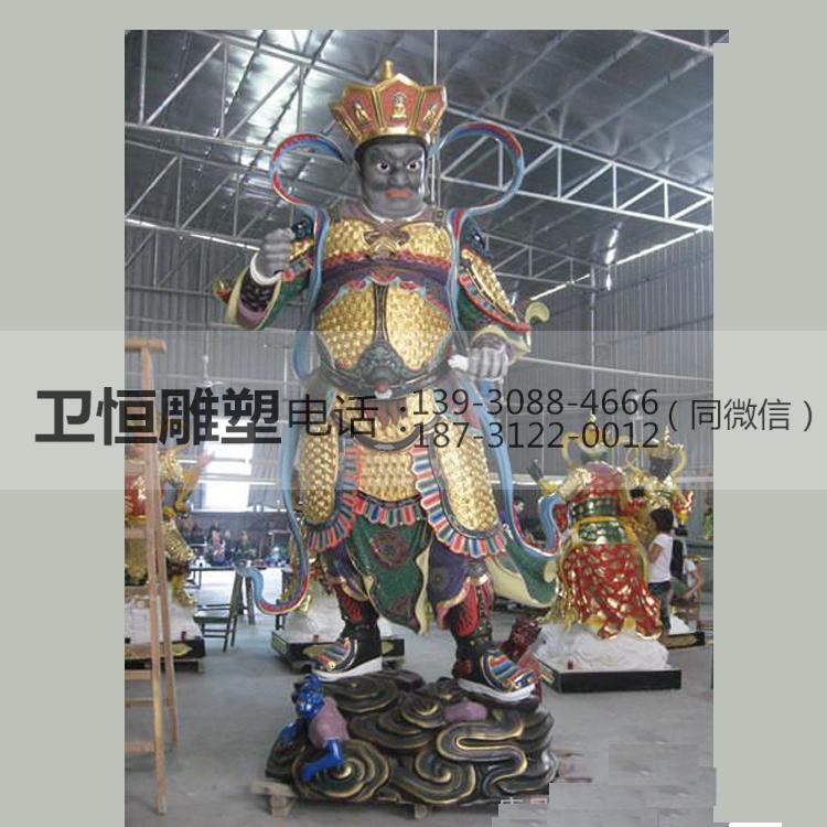 寺庙四大天王