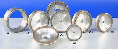 金剛石砂輪常見修整技術