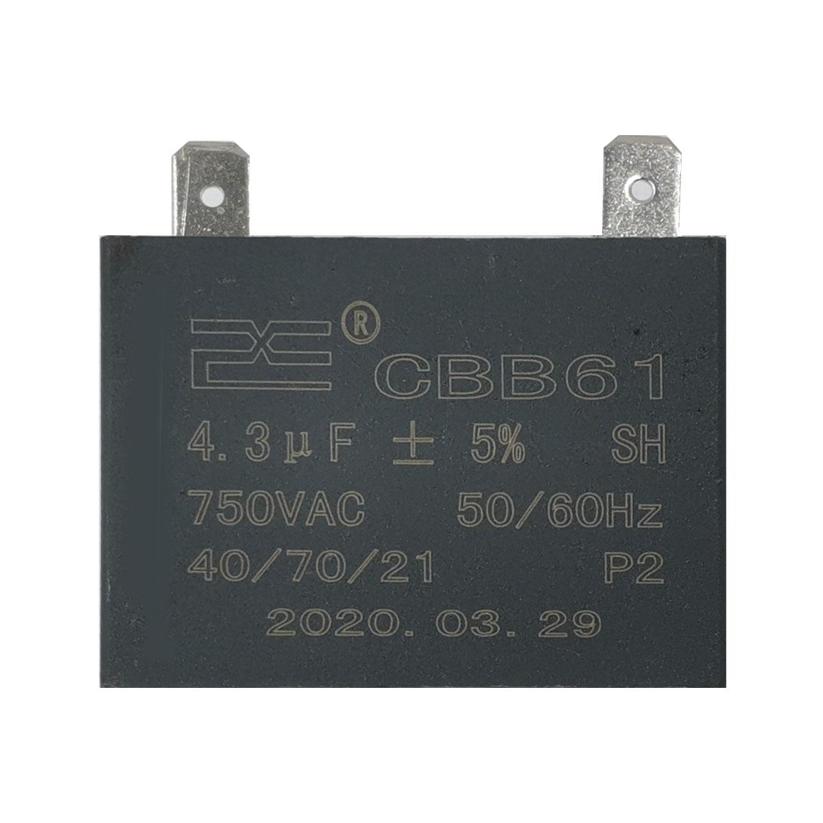 金屬膜電容CBB61
