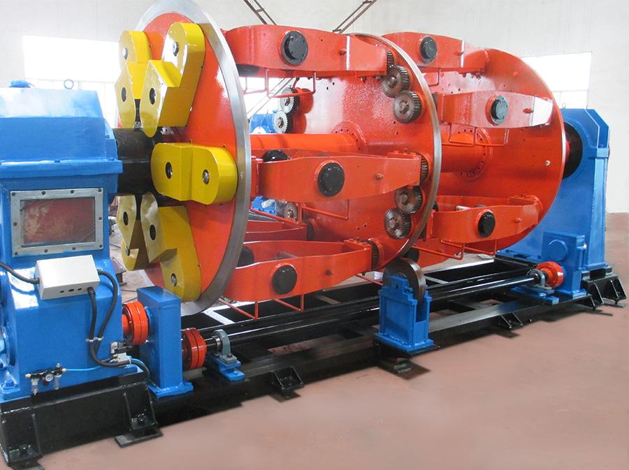 JL12+18+24-500 笼绞机