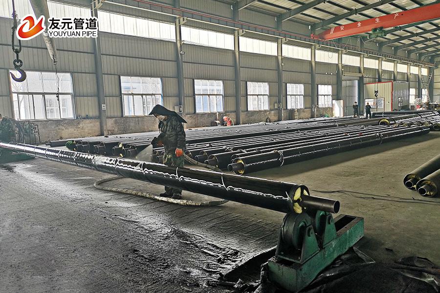 聚脲噴涂防腐鋼管生產廠家