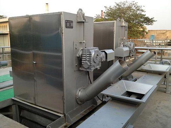 一體化污水處理設備工程案例