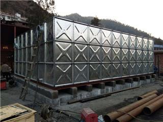 鍍鋅鋼板水箱