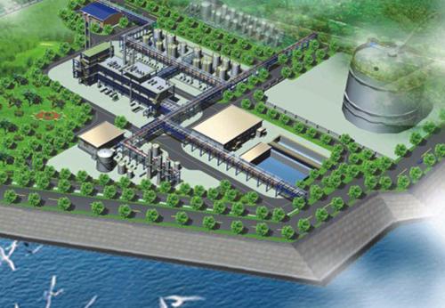 日本三菱化學株式會社三菱化學大榭年產2.5萬噸PTMG項目