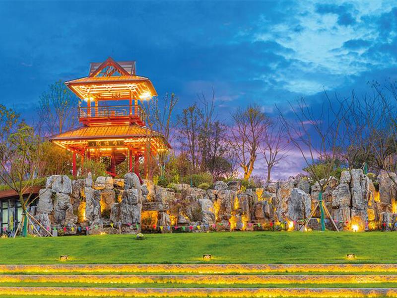第十屆中國(武漢)國際園林博覽會湖北園