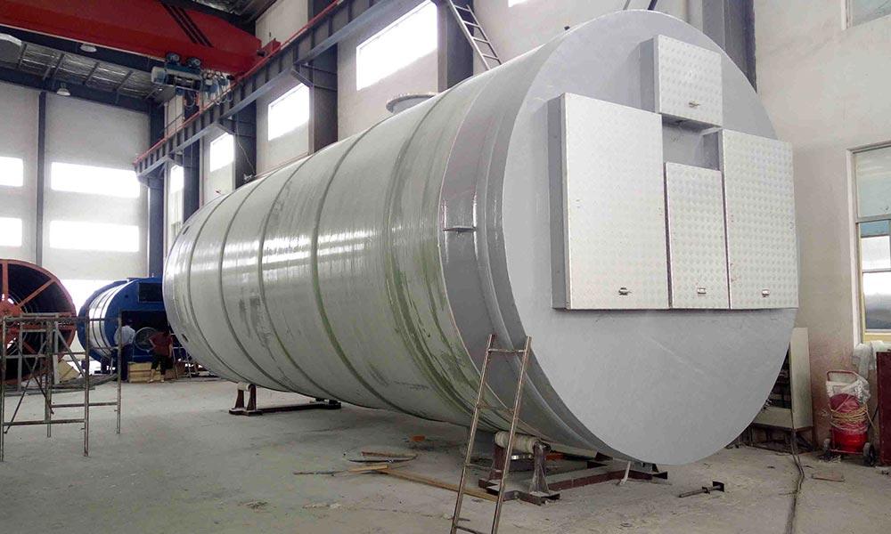 一體化泵站廠家:一體化泵站需要根據當地環境條件來定制