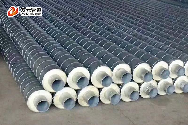 架空鐵皮保溫鋼管