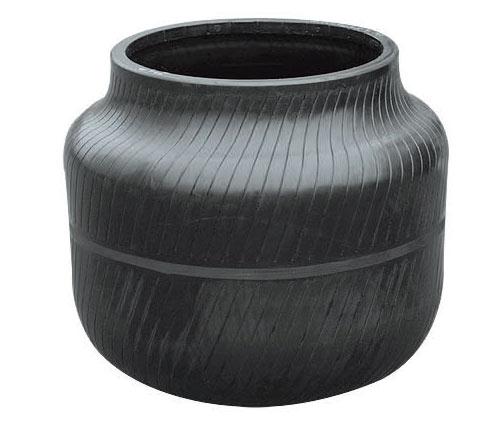斜交輕卡輪胎A型硫化膠囊