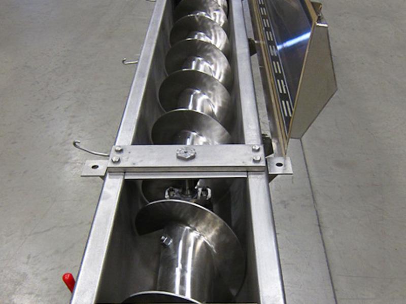 螺旋輸送機的安裝方法與調試