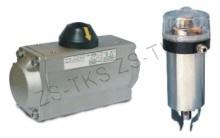 氣動執行器-氣動執行器